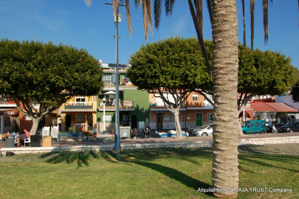 Apartamento vacacional situado en la playa de m laga 4 pers - Apartamento vacacional malaga ...